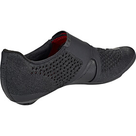 Fizik Infinito R1 Knit Racing Bike Shoes black knitted/red details